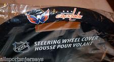 NHL NIB MESH STEERING WHEEL COVER - WASHINGTON CAPITALS