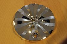 """Polo / Ferretti Chrome Wheel Rim Center Cap T820-17"""".18"""" Tectran Corporation"""