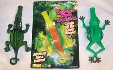 6 GIANT SIZE INFLATEABLE BLOW UP REPTILES balloon desert novelty toy reptile new