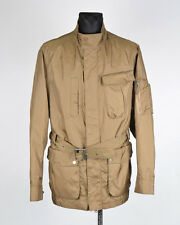 Timberland Men Jacket Coat With Belt Size XL, Genuine