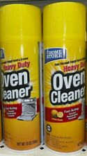 Lot Of 2 Home Store Heavy Duty Oven Cleaner 13 oz.