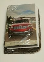 2016 JEEP GRAND CHEROKEE OWNERS MANUAL SRT OVERLAND LAREDO SUMMIT LIMITED V6 V8