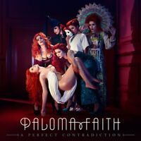 PALOMA FAITH - A PERFECT CONTRADICTION  CD NEW+