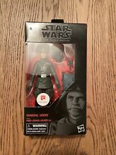 Hasbro Star Wars Black Series GENERAL VEERS Walgreens Exclusive 6? Figure