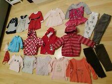 Baby Mädchen Bekleidung Paket 20 Teile Gr. 74/80