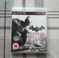 Batman: Arkham City PS3 Game 2011 Sony Playstation 3