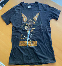 New listing Vintage Jethro Tull 1982 Broadsword And The Beast Tour Authentic Concert T Shirt