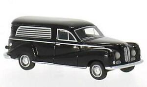 BMW 502, schwarz, 1:87, BoS-Models