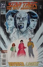 Star Trek: The Next Generation (Vol 2) # 56  Divided Light! DC Comics Jan 94