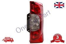 CITROEN NEMO FIAT QUBO FIORINO PEUGEOT BIPPER RIGHT REAR LAMP LIGHT