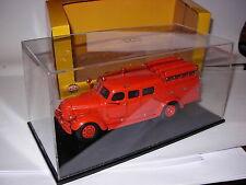 Auto-& Verkehrsmodelle mit Feuerwehr-Fahrzeugtyp aus Weißmetall