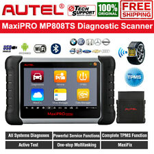 Autel MP808TS Wifi BT Car OBD2 Scanner TPMS Diagnostic Tool for US Vehicle Makes