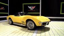 AUTOart Corvette 1969 1:18 Amarillo
