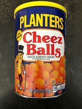 Planters It's Back! Cheez Balls Cheese Flavored Snacks 2.75 oz - Ships Now! Fast