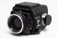Rollei Rolleiflex SL66 SE DUMMY ATTRAPPE w. 2.8/80mm Planar HFT & Mag