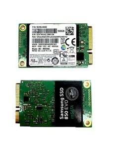 Samsung 500GB MSATA SSD 850 EVO 3D V-NAND Solid State Drive For Dell M4500 M4600