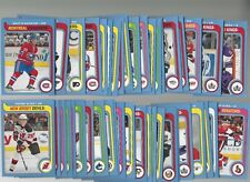 2008-09 O-Pee-Chee 1979-80 Retro Finish Your Set -PICK ONE- NM/Mt Low shipping