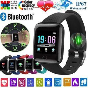 Large Screen Smart Bracelet IP67 Waterproof Smart Watch Sport Step Counter