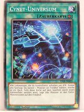 YUGIOH - 2x #022 CYNET-universo-ys18-STARTER DECK Codebreaker