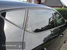 10,04€/m² Auto Tönungsfolie Scheibenfolie 76x300cm Tief Schwarz 95% Tüv frei
