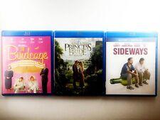 The Birdcage + The Princess Bride + Sideways (Blu-ray)