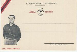 Carte Postale Espagne Viva Primo De Rivera