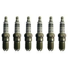 NEW BOSCH SPARK PLUG 4305 PLATINUM 2 (SET OF 6)  FOR FORD RANGER MAZDA CHEVROLET
