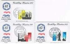 Nederland Eerstedagkaart 1987 EDK 111-113 - Zomerzegels / Industrieel Erfgoed