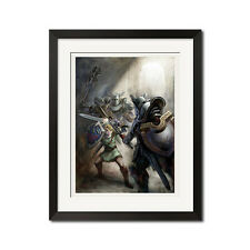 22x30 Print - The Legend of Zelda Twilight Princess Poster