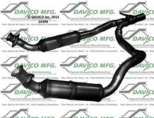Catalytic Converter-Exact-Fit Davico Exc CA 19309