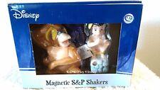 Disney Jungle Book King Louie And Mowgi salt pepper shaker New in box