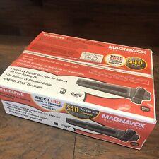 Nos Magnavox Tb100Mw9 Dtv Digital to Analog Tv Converter Box / New In Box