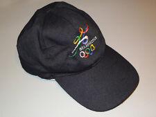 Beijing 2008 summer olympics black hat / baseball cap ( Olympic Memorabilia )