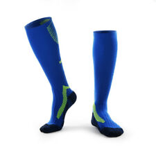 Sports Running Graduated Compression Sock Stocking Bike Bicycle Cycling Sock