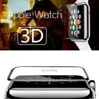 Ultra-thin HD Tempered Glass Screen Protector For Apple Watch iWatch 38mm & 42mm