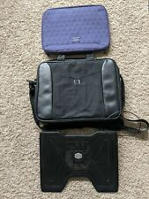 Cooler Master NotePal X2 Laptop Cooling Fan + Michael Kors Sleeve + HP Bag