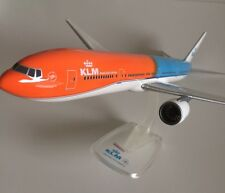 "KLM ""Orange Livery"" Boeing 777-300ER PPC 1:200 Plastic Snap Fit Model"