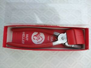 Texan Nut Sheller York Texas Lobster Crab Claw Pecan Cracker USA.In original Box