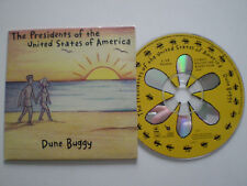 THE PRESIDENTS OF THE UNITED STATES OF AMERICA SPAIN CD-SINGLE CARDSLEEVE 1996