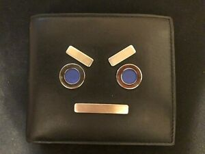 Fendi Robot Face Wallet