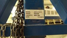AHS-4-15-16 Fixed and Adjustable Steel Gantry Crane