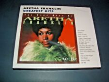 """ARETHA FRANKLIN GREATEST HITS """"VERY BEST OF"""" NEW 16 GREATEST HITS IN SLIPCOVER"""