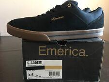 Emerica Herman G-Code Black/gum
