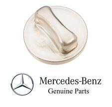 Mercedes R107 W108 W109 W115 W116 W123 W124 W126 W201 GENUINE Metal Fuel Cap NEW