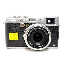 Fujifilm Fuji X100S 16.3MP Digital Camera (Silver) - 37K Shutter Count
