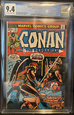 CONAN #23, FIRST RED SONJA! CGC 9.4! KEY ISSUE, NEW SERIES!