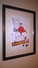 Reproduction Elvis Memorabilia Posters