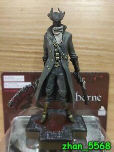 Bloodborne The Hunter 11cm PVC Figure Statue New In Box