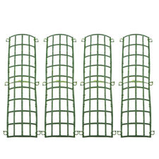 4PCS Wall Plastic Panel Holder for DIY Wedding Flower Background Backdrop