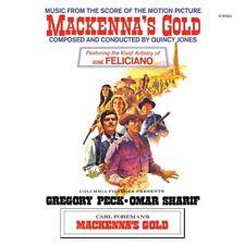 L'OR DE MACKENNA / DE SANG-FROID (MUSIQUE DE FILM) - QUINCY JONES (CD)